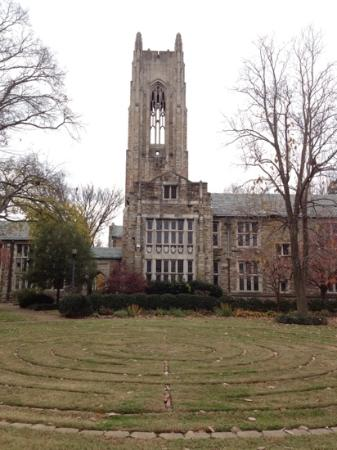 Scarritt-Bennett Center: labyrinth