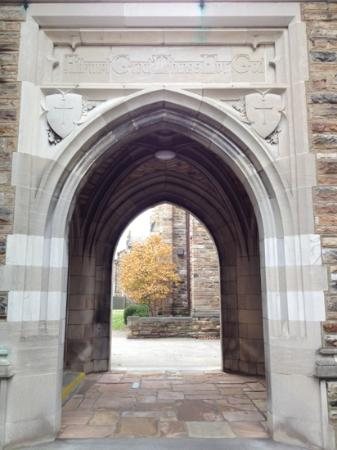 Scarritt-Bennett Center: archway