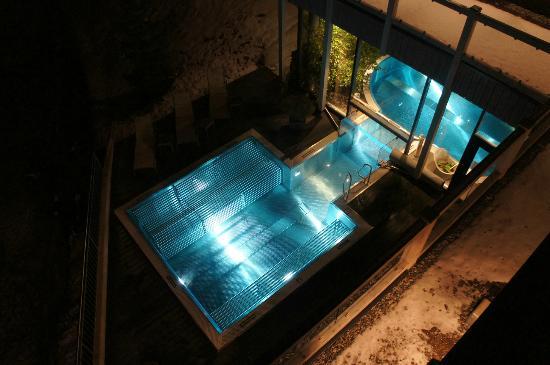 Hotel Matterhorn Focus: Poolbereich aussen