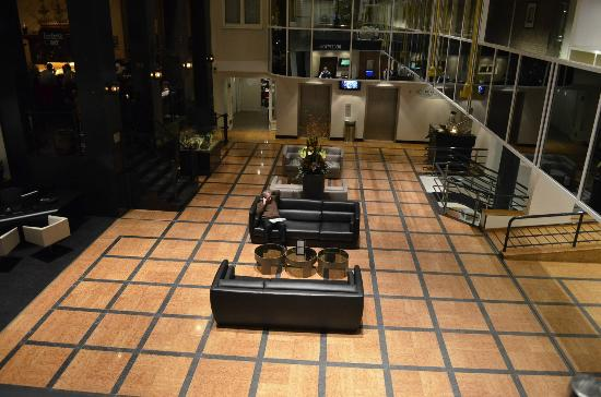 Radisson Blu Hotel, Amsterdam: Lobby