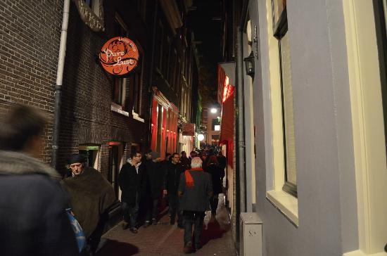 Radisson Blu Hotel, Amsterdam: Show-Rooms....