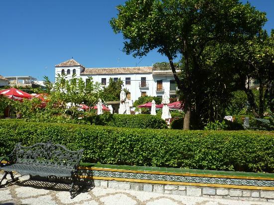 Hostal El Pilar : Vista desde la habitación