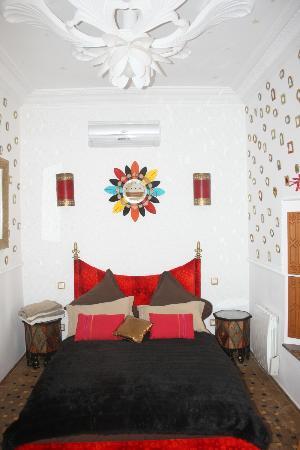 Riad Asrari: Plafond superbe