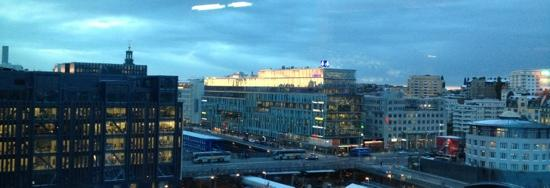Clarion Hotel Sign: utsikt fra 10. etasje