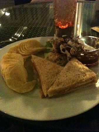 Salil Hotel Sukhumvit - Soi Thonglor 1: Sandwich from Cafe Salil