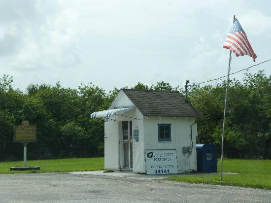 Ochopee Post Office