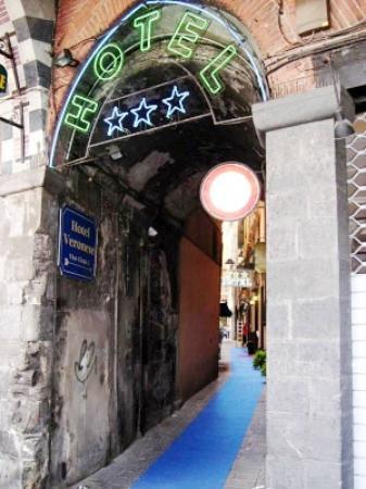 Hotel Veronese : vicolo