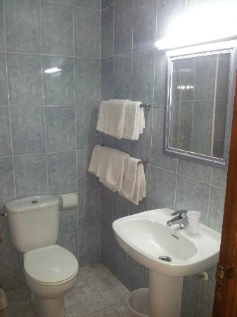 Pension Pardo: Baño