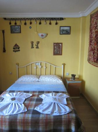 Efes Antik Hotel: かわいい部屋!