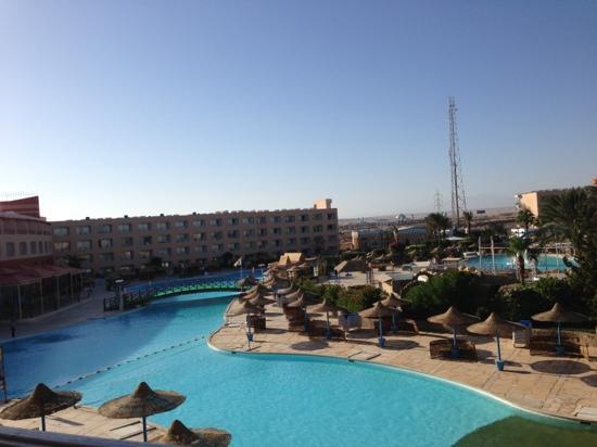 Titanic Resort & Aqua Park: view from room 3066