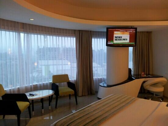 Sensa Hotel : Junior Suite...