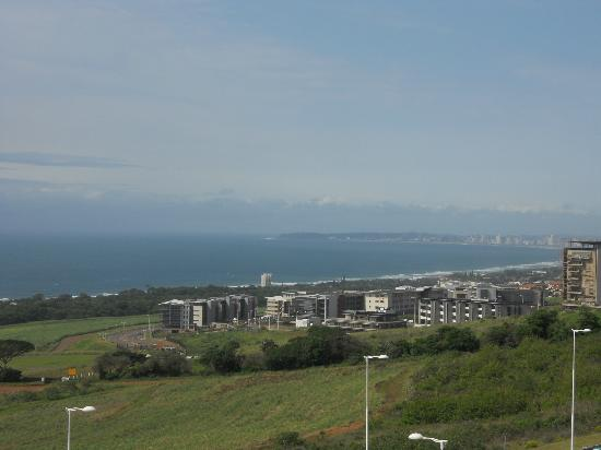 Holiday Inn Express Durban - Umhlanga: view for our room