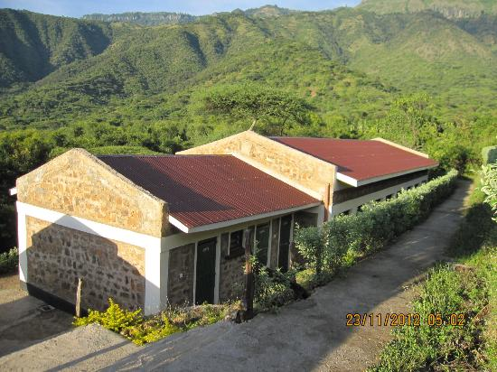 Sego Safari Lodge : Conference Room
