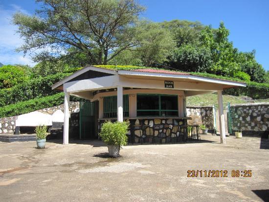Sego Safari Lodge: Rock Bar