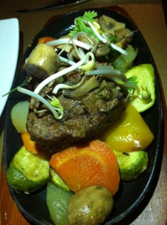 Al Khal Egyptian Restaurant: Australian rib eye