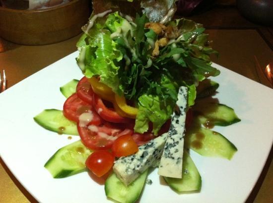 Al Khal Egyptian Restaurant: salads