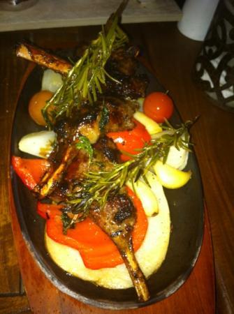 Al Khal Egyptian Restaurant: lamb chop
