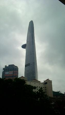 Palace Hotel Saigon: BITEXCO FINANCIAL TOWER(ビテクスコ・フィナンシャルタワー)