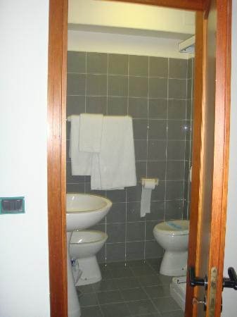 Hotel Residence Clio : ванная