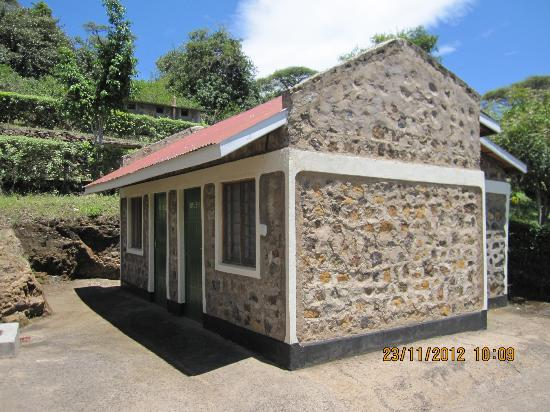 Sego Safari Lodge : Family Block