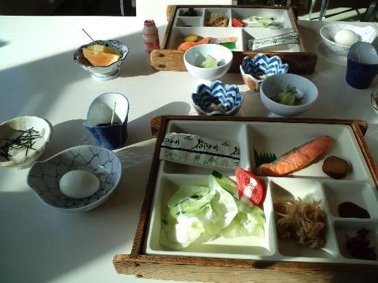 Sugadaira Hotel: 朝食