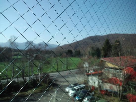 Sugadaira Hotel: ホテルからの眺め