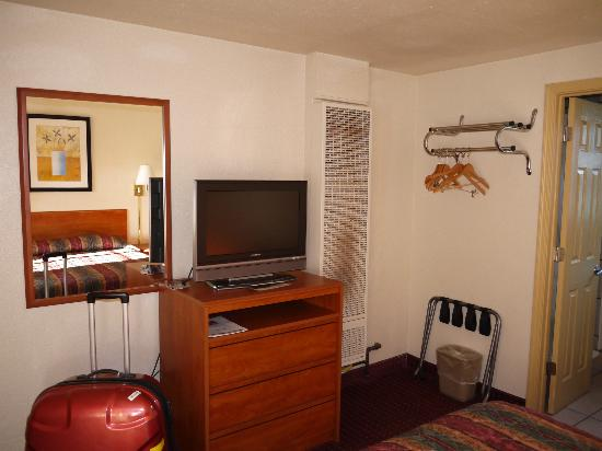 Americas Best Value Inn - Williams / Grand Canyon: Hotellrum