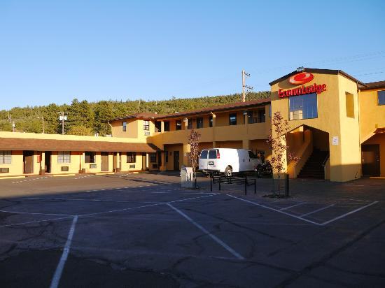 Americas Best Value Inn - Grand Canyon Gateway: Hotell