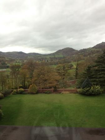 Bryn Howel Hotel : the view from room 12
