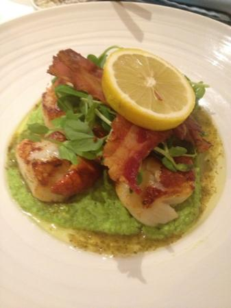Tanroagan Seafood Restaurant: great scallops