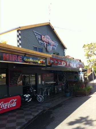 Palmwoods, Australia: The restaurant