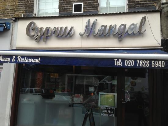 Cyprus Mangal: Warwick Way