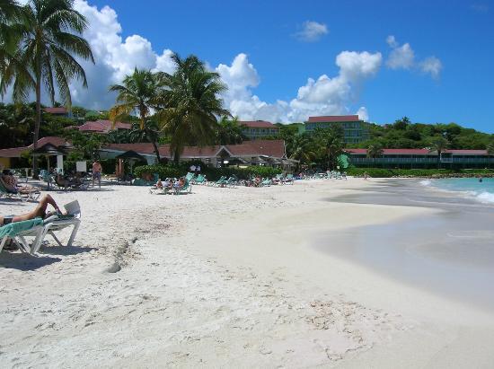 Pinele Beach Club Antigua All Inclusive View