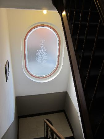 Hotel Asiris: Staircase - Just stunning