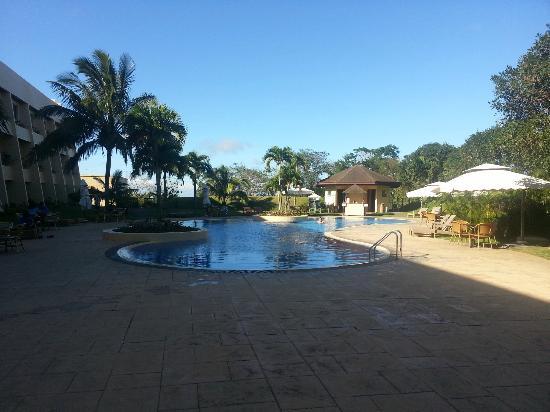 Taal Vista Hotel: Pool