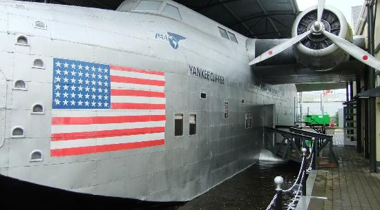 Foynes Flying Boat Museum: A beautifully and unique re-created replica of the original.