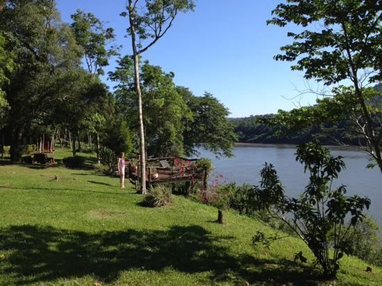 La Mision Mocona | Lodge de Selva: uitzicht van ons huisje