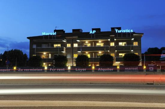 Apartamentos Turisticos Marsol: Fachada