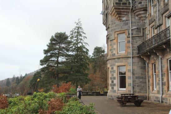 Loch Awe Hotel: Hotel faces the Loch