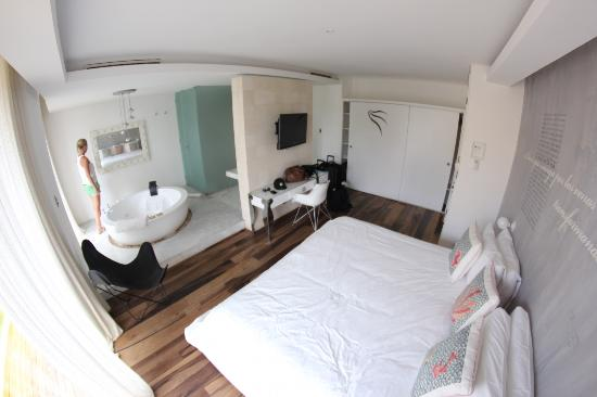 Be Playa Hotel: Zimmer