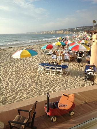 La Jolla Beach & Tennis Club: Beautiful beach