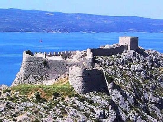 Omis, Croatia: Fortica ( Starigrad )