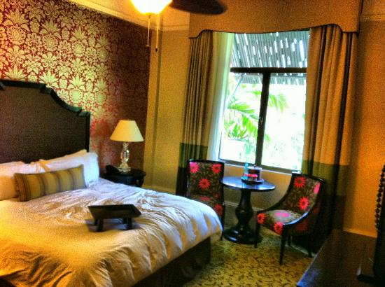 The Royal Hawaiian, a Luxury Collection Resort: Royal Grove in the Heritage building