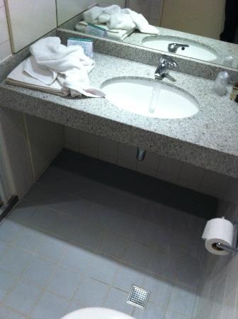 St Anne's College: Good standard bathroom