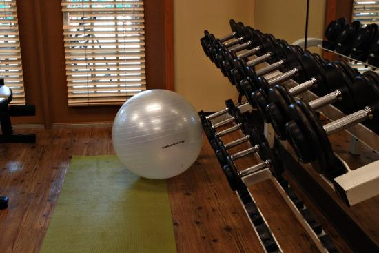 Country Inn & Suites By Carlson, Deer Valley: Fitness Room