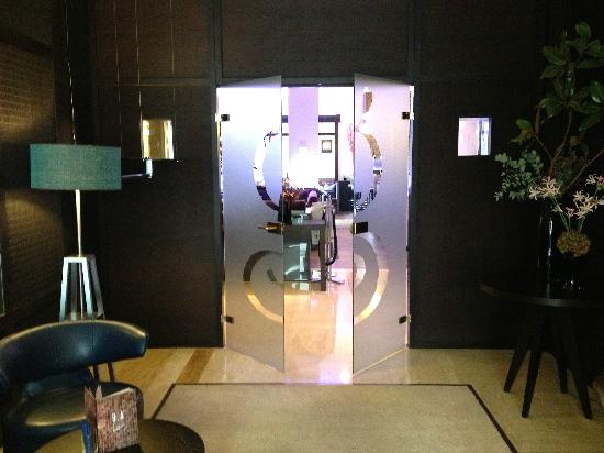 Bel Ami Hotel: Lobby