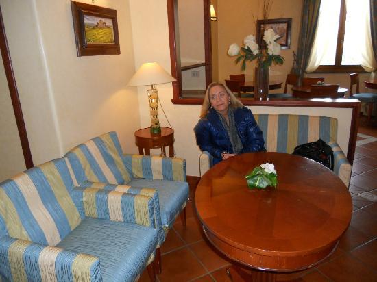 Hotel Arcobaleno: reception