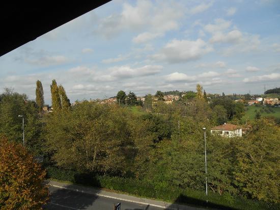 Hotel Arcobaleno: dalla finestra