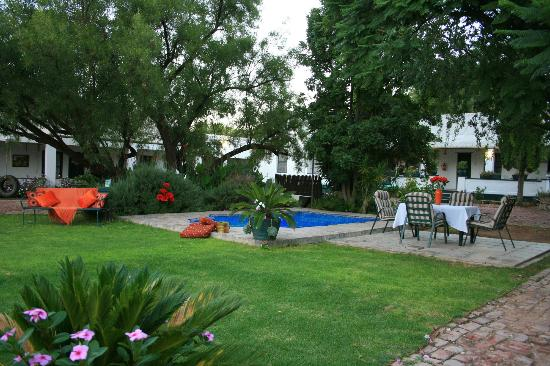 Royal Hotel Steytlerville : Swimming pool area