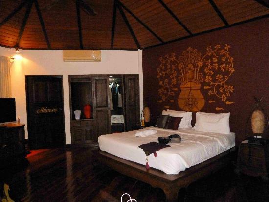 Atlantis Resort & Spa: Chambre avec vue mer